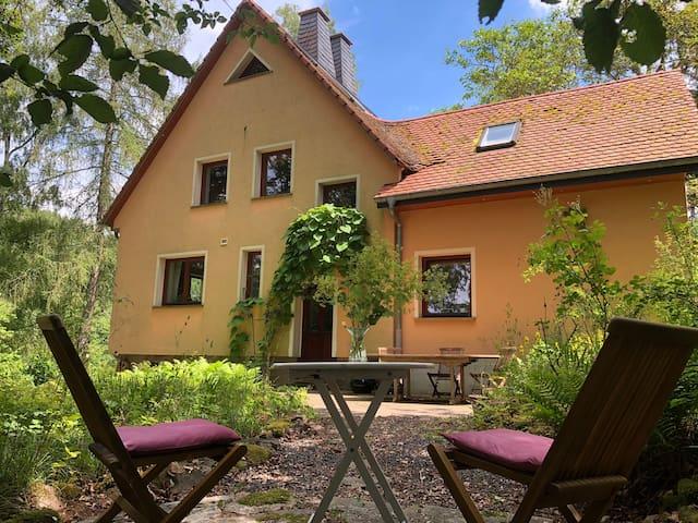 Ferienhaus FUX & HAAS (Gersfeld/Gichenbach)
