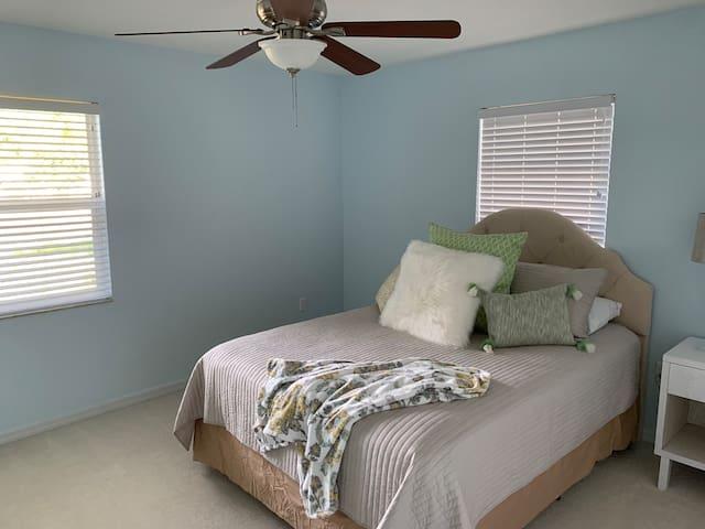 Bedroom 2, Dresser not pictured