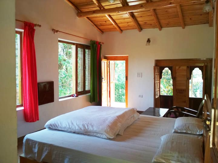 Silent Valley-Alchauna along river Kalsa 2 bedroom