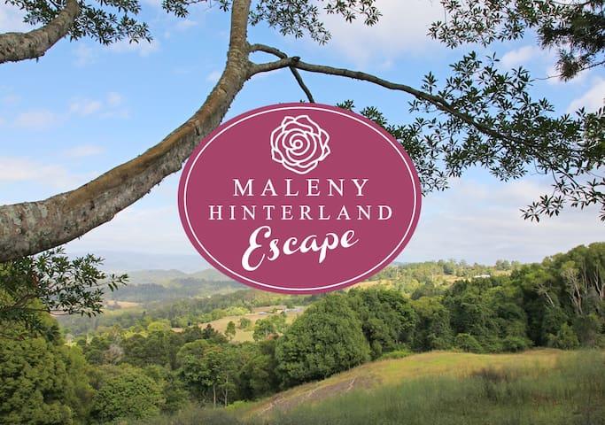 Maleny Hinterland Escape-Kookaburra Suite