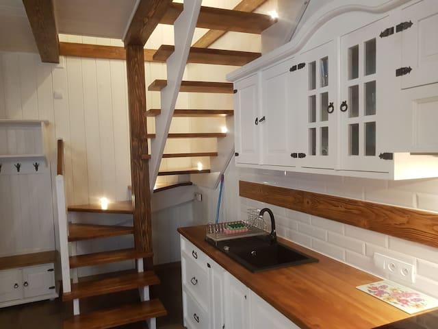 Domek skandynawski/apartament 1 A - Szczyrk - Casa de hóspedes