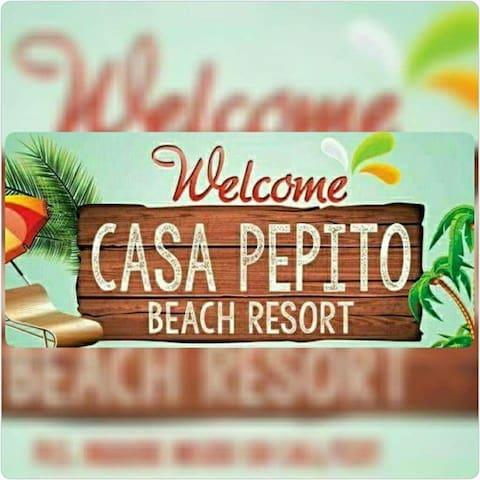 Casa Pepito Beach Resort - Morong Bataan - Room 1A