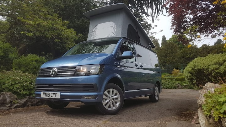 Luxury Highline T6 Campervan - Insurance Included