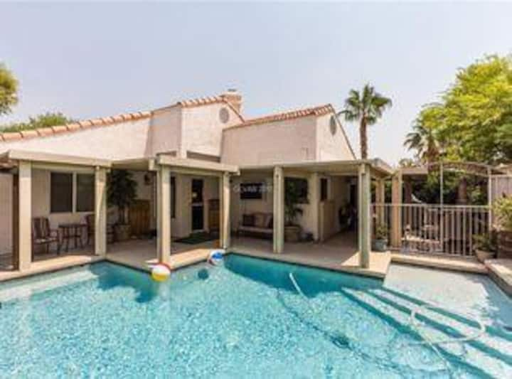 Desert Shores Home with Pool