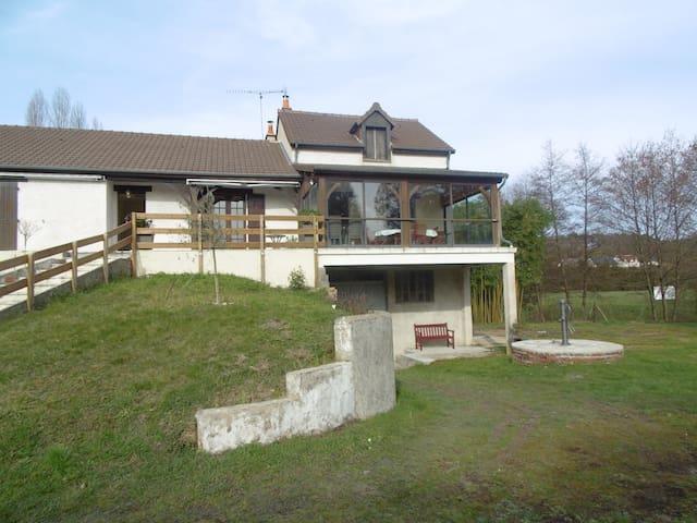 La laiterie - Esves-le-Moutier - Rumah