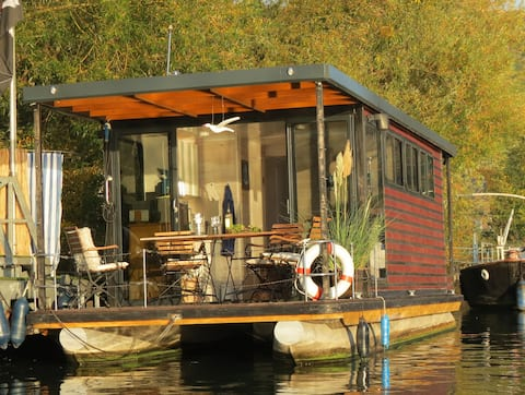 Hausboot Mosel Zell, noTV, no W-Lan, no stress