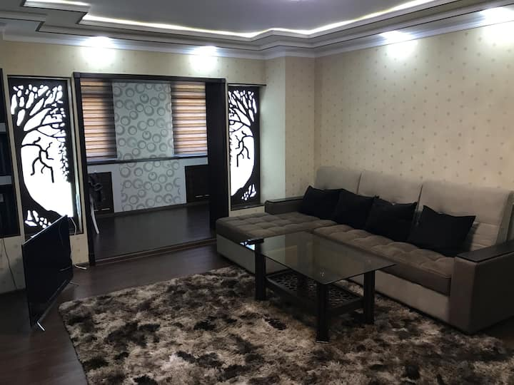 Apartments in the center of Tashkent + Wi-Fi