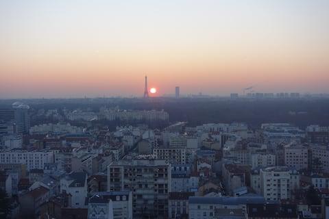 PUTEAUX /La Défense /PARIS: PERLE RARE + TERRASSE