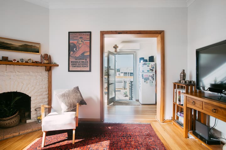 Home up high in the heart of Petone