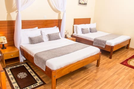 Safi Serviced Apartments - Nairobi - Bed & Breakfast
