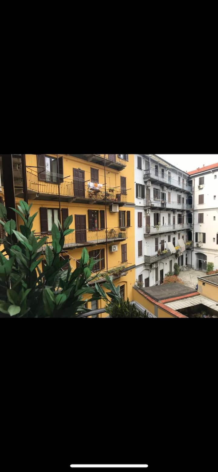New Apartment in downtown in Porta Romana