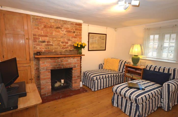 Shepherds Cottage - Lounge