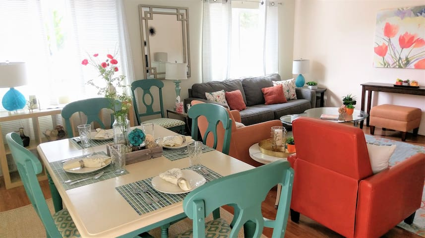 The Arbour Apartment  1bd/1ba - Monthly Rental