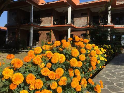 """""""a stylish & brilliantly design garden hotel """""""