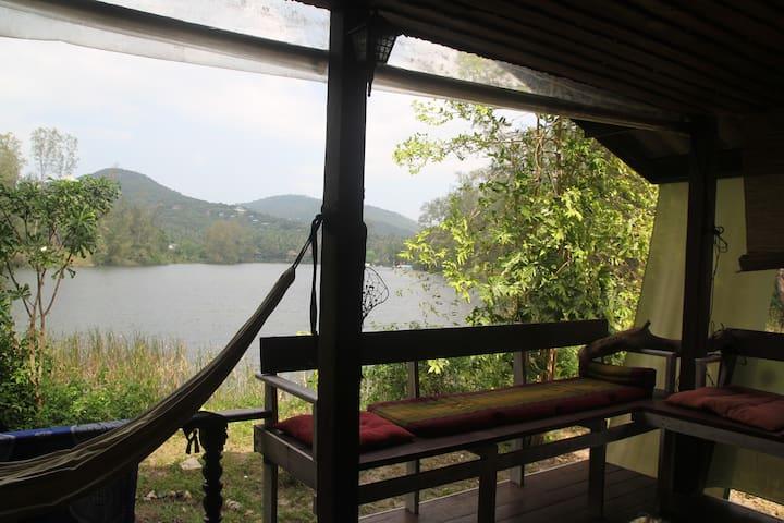 The Lake House - Zen beach Srithanu