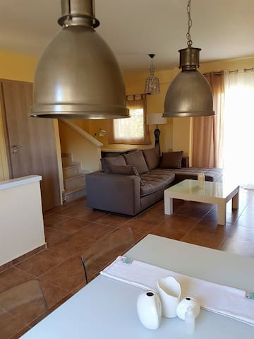 Modern house ..villa in afytos - Afytos - Villa