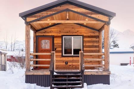 Kade's Cabin || 2 bed 1 bath Urban cabin