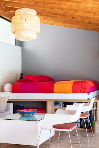 Comfy bed 160 x 200
