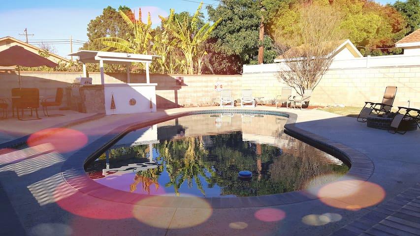 5-Star OC Beach and Anaheim Disneyland Resort - Garden Grove - House
