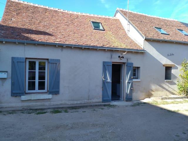 Maison proche de Chaumont sur Loire
