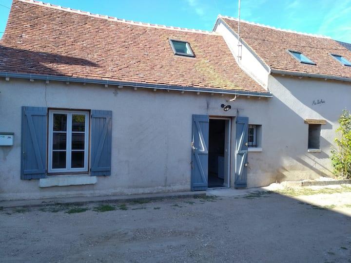 Maison proche de Chaumont sur Loire wifi gratuit