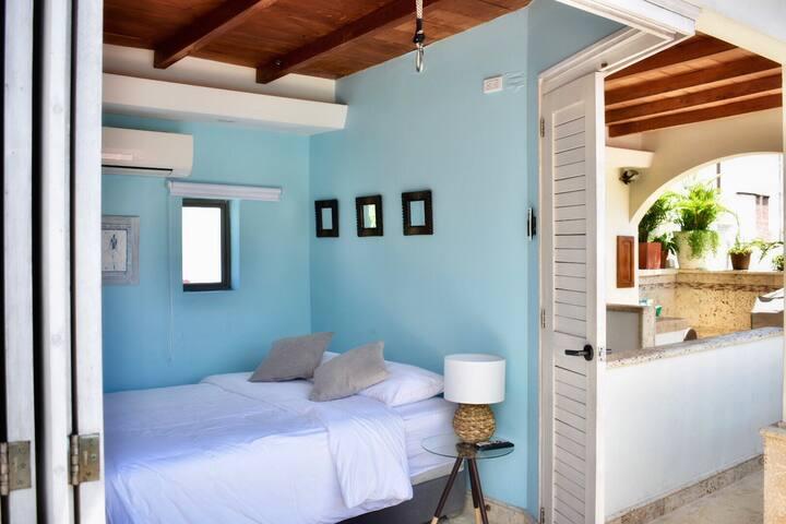 Third en suite bedroom