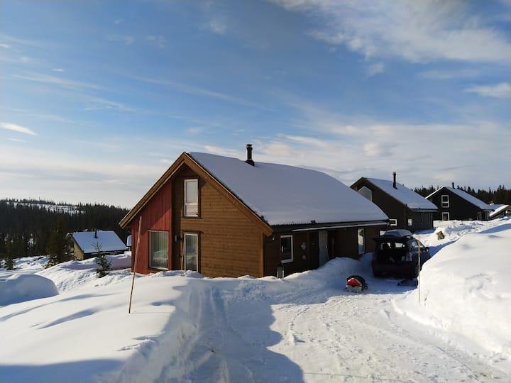 Utsikten - high standard with a stunning view