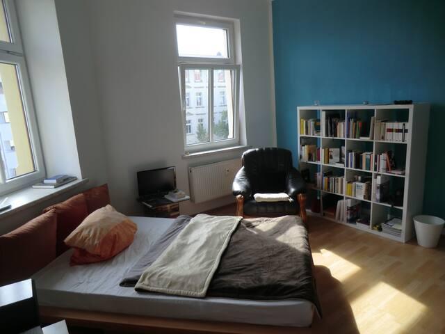 Gemütliche 2-Raum-Wohnung im Süden Leipzigs - ไลพ์ซิก - อพาร์ทเมนท์