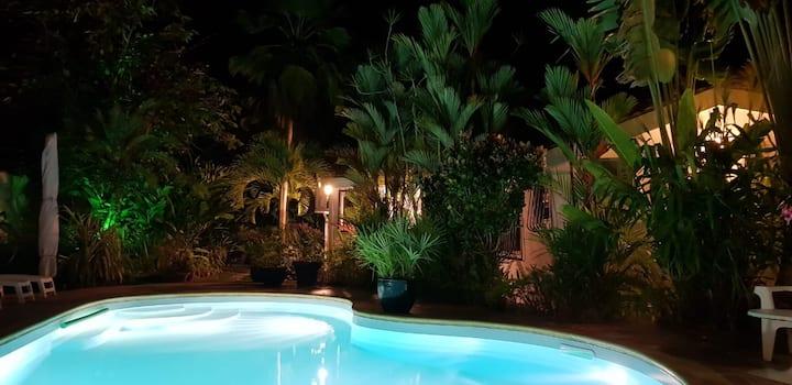 Sainte luce: le Patio colibri , villa d'exception
