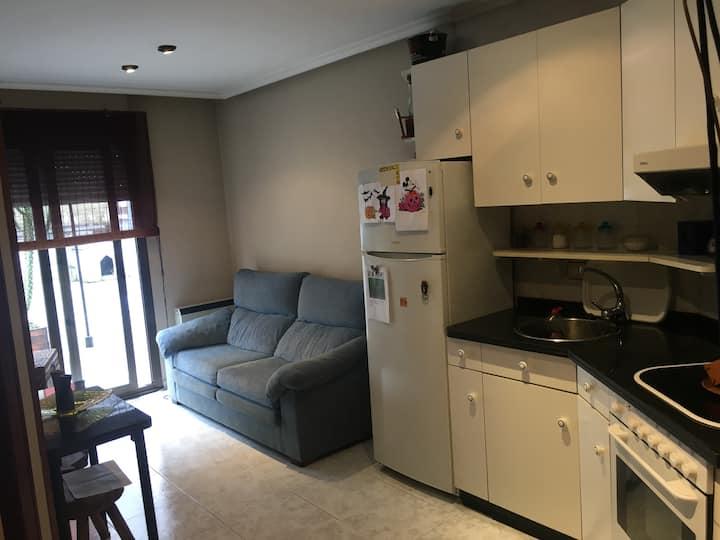 Apartamento en el centro de asturias
