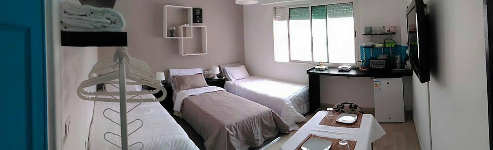 Jolie chambre au coeur de Rabat - Rabat - Leilighet