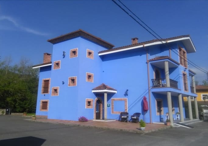 """Habitacion privada """"Hotel El Trasgu"""""""