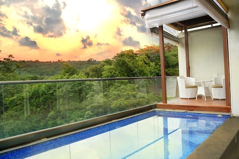 Luxury Dream Penthouse With a Private Plunge Pool