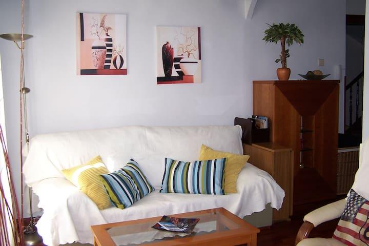 Apartamento próximo al Guggenheim - Bilbo - Appartement