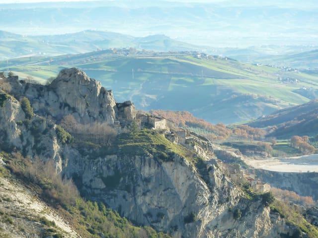 Casa nel cuore dell'Abruzzo - Orsogna - บ้าน