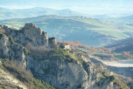 Casa nel cuore dell'Abruzzo - Orsogna