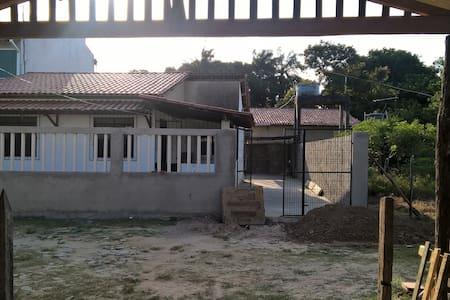Casa em Saubara, aconchegante e fresca em chácara. - Saubara