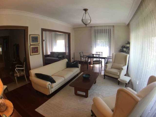Full furnished house with WiFi