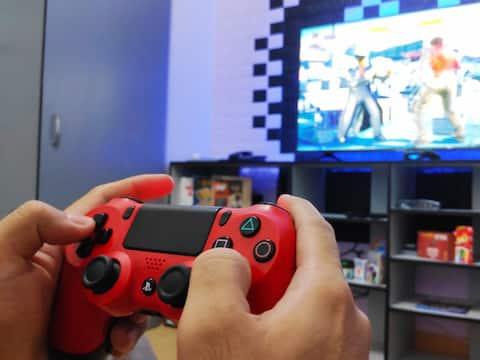 CHILLAX CONDO UNIT 1: PS4 Netflix Wifi Board Games