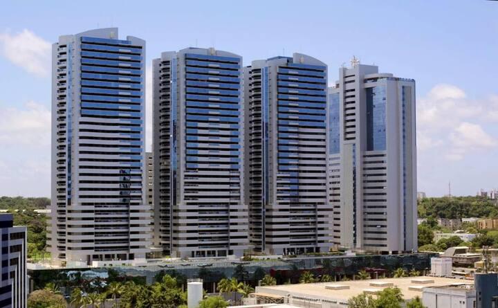 Apartamento Salvador Prime - Turismo ou Negócios