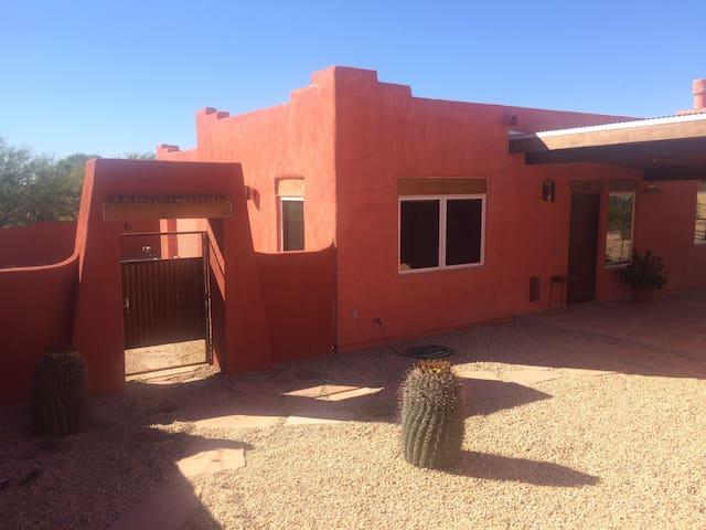 Casa de Campo en el Cactus