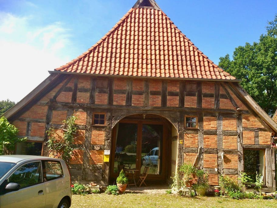 Denkmalschutz für ein einmaliges Anwesen