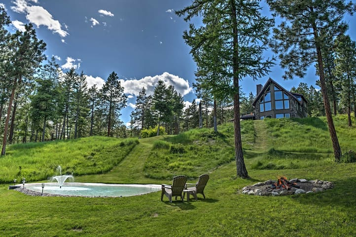 NEW! 5BR Somers Luxury Home w/Pool & Mtn Views!