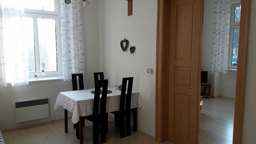 Apartment near the city center of KV - Karlovy Vary