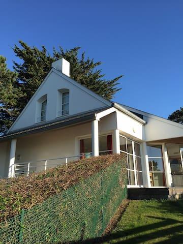 Villa Familiale Vue sur mer - Granville - Talo
