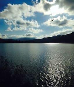 Fantastico duplex a 2 passi da lago e da Svizzera - Besano - 独立屋