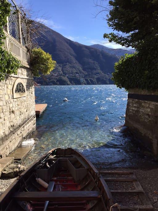 Comer See/Lake Como/lago di Como