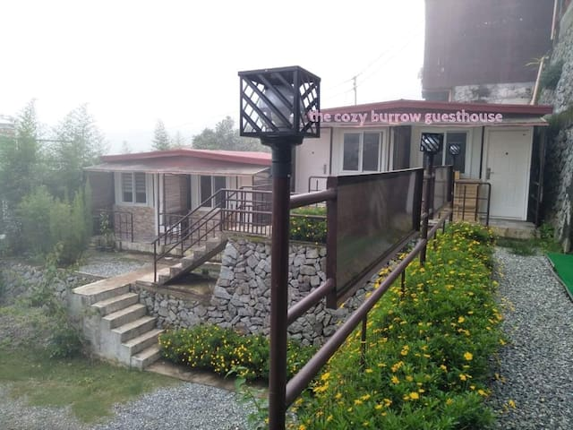 The CozyBurrow Guest House (cb2)