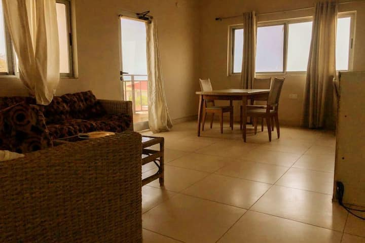 Cozy Apartment for 2 in Osu-Accra