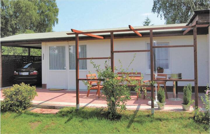 Amazing home in Trassenheide with 1 Bedrooms